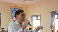 Chủ tịch huyện bày tỏ trăn trở khi nông dân bỏ ruộng