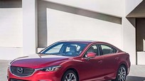 Mazda6 bản 2018 sẽ cạnh tranh tốt với Camry?