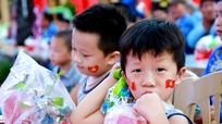 Bệnh viện Phục hồi chức năng Nghệ An trao 1.000 phần quà Trung thu