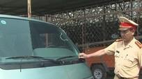 Xe ô tô hết hạn sử dụng bị phạt bao nhiêu tiền?