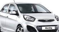 Kia Morning: Xe nhỏ hàng 'hot' liên tục giảm giá