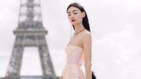 Thùy Trang bất ngờ trúng show của hãng Louis Vuitton
