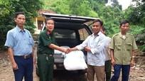Trao 700kg gạo hỗ trợ hội viên cựu chiến binh huyện Kỳ Sơn