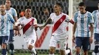 Argentina - Peru: Vượt qua khúc cua tử thần