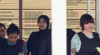 Trình vật chứng chết người tại phiên xử Đoàn Thị Hương