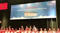 Lễ mừng thọ cho gần 1.000 người cao tuổi tại Thành phố Hồ Chí Minh