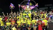 Ấm áp 'Đêm hội Trăng rằm' của người Nghệ ở xứ Đài