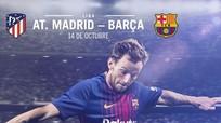 Vì sao Atletico Madrid không bán vé cho CĐV Barca?
