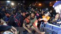 Đánh bom liều chết tại Pakistan khiến 43 người thương vong