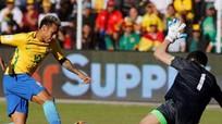 Neymar và đồng đội bị 'vô hiệu hóa'