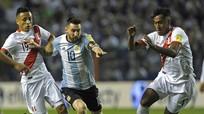 Messi và đội tuyển Argentina có thể không được tham dự World Cup