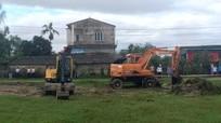 TP Vinh: Cưỡng chế thu hồi đất tại xã Nghi Kim