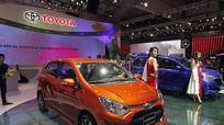 Toyota Wigo rục rịch về Việt Nam, đe dọa 'đế chế' xe Hàn