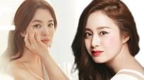 Kim Tae Hee, Song Hye Kyo được bình chọn xinh đẹp nhất showbiz Hàn