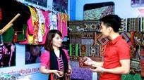 Nghệ An: Sôi động hội chợ Gian hàng, sản phẩm Thanh niên