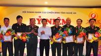 Hội doanh nghiệp CCB tỉnh giao lưu kỷ niệm Doanh nhân Việt nam 13/10