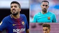 Khủng hoảng hàng công, Barca phải 'đào bới' thị trường mùa Đông