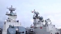 Hải quân Việt Nam đưa 2 tàu Molniya mới vào trang bị