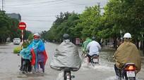 Đêm nay (10/10), Nghệ An vẫn tiếp tục có mưa