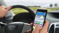 Công nghệ giải trí khiến người lái xe mất tập trung