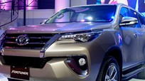 Chi tiết Toyota Fortuner 2018 mới cập nhật