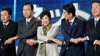 Nhật Bản chuẩn bị cho cuộc vận động tranh cử Hạ viện