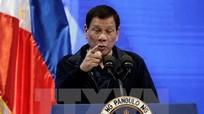 Tổng thống Philippines Duterte kêu gọi ngăn Triều Tiên phát triển vũ khí nguy hiểm