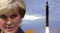 Australia cảnh báo vũ khí hạt nhân có thể lan rộng khắp khu vực