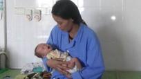 Bé 2 tháng tuổi mắc bệnh tim bẩm sinh cần sự giúp đỡ