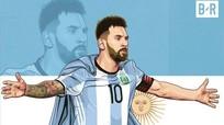Báo chí quốc tế ví Messi như 'Đấng cứu thế'