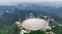 Siêu kính viễn vọng của Trung Quốc phát hiện hai ẩn tinh