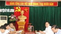 'Không nên thực hiện mô hình 2 Phó Chủ tịch HĐND huyện'