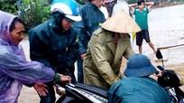 Nghệ An: Nam sinh dũng cảm lao xuống nước cứu người bị nạn