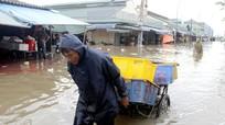 Tại sao chợ Vinh lại bị ngập nước?