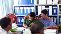Bắt hai cán bộ Sở TN&MT biến 'đất vàng' thành 'đất bèo'