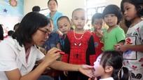 3.000 trẻ em Nghệ An được khám sàng lọc và chỉ định phẫu thuật