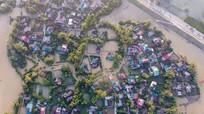 Ngập lụt sâu, rộng tiếp tục diễn ra ở các tỉnh Bắc Trung Bộ