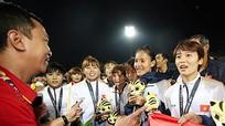 Cầu thủ nữ Việt Nam được đề nghị góp tiền mua tivi cho Ban huấn luyện