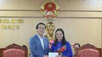 Tỉnh Gyeonggi (Hàn Quốc) ủng hộ Nghệ An khắc phục thiệt hại do mưa lũ