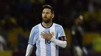 Hãy để Messi nghỉ ngơi