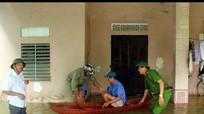 Nghệ An: Tích cực ứng phó, giảm thiểu thiệt hại do mưa lũ