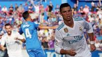 Ronaldo giải cơn khát bàn thắng, đem về 3 điểm cho Real