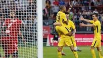 PSG bỏ xa Monaco 6 điểm sau chiến thắng phút bù giờ