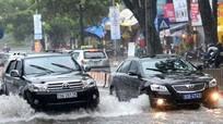 7 lưu ý cần thiết khi lái xe ô tô qua vùng ngập nước