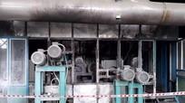 Cháy lớn tại nhà máy Hoa Sen Nghệ An, ước tính thiệt hại hàng tỷ đồng