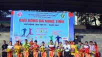 Khai mạc giải bóng đá Hội đồng hương xứ Nghệ tại Hải Phòng 2017