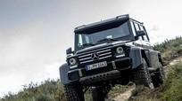 'Vua địa hình' Mercedes-Benz G500 4x4² bị khai tử vào cuối tháng 10