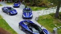 Bộ sưu tập xe của tỷ phú sở hữu chiếc Rolls-Royce đắt nhất thế giới