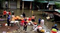 Thời tiết 18/10: Trung và Nam Trung Bộ mưa vừa đến mưa to