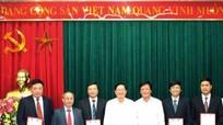 Bộ Nội vụ bổ nhiệm 4 nhân sự chủ chốt